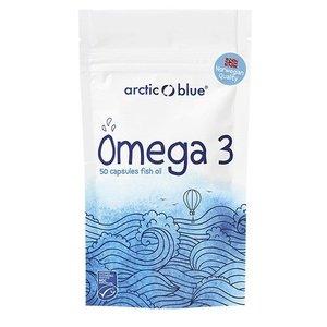 Arctic Blue Pure Arctic Oil MSC 50 capsules