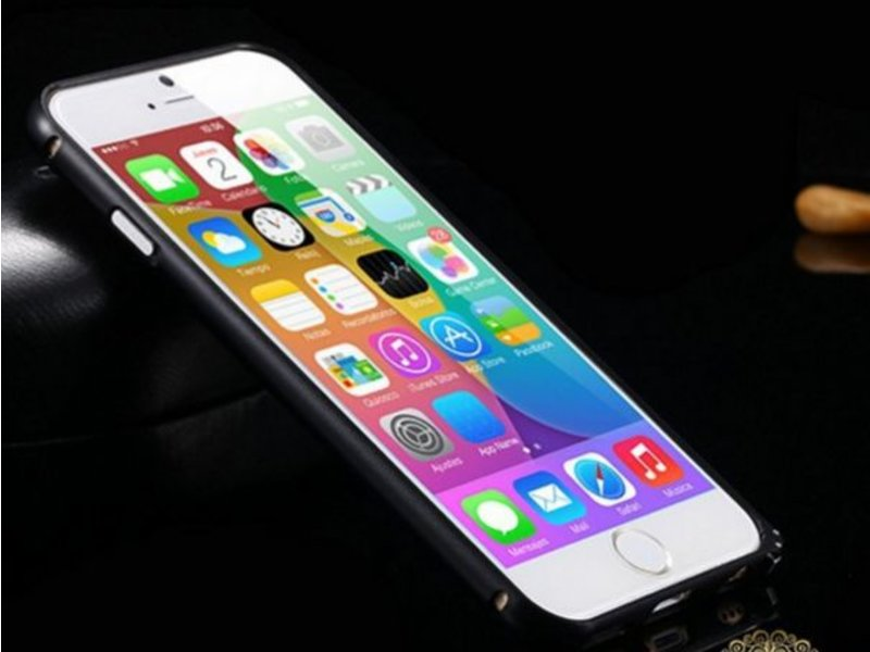 Ultra dunne aluminium bumper iPhone 6