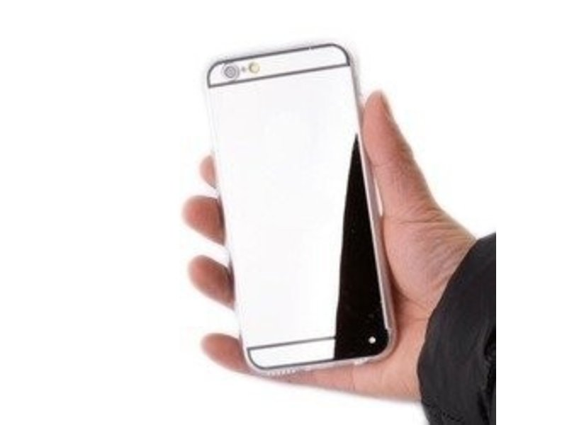 Silicone mirror soft case Samsung Galaxy S6 Edge