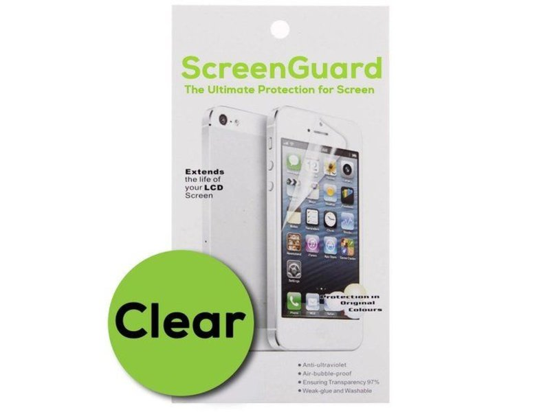 Screen protector clear iPhone 5C