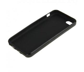 TPU hoesje zwart iPhone 5C