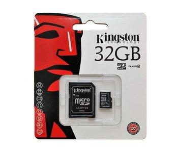 Kingston Micro SD kaart 32 GB