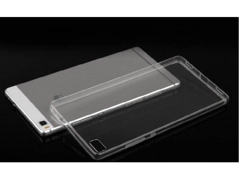 Transparant super dun softcase Huawei P8 Lite
