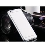 Super flexiebel dun transparant case iPhone 6/6S