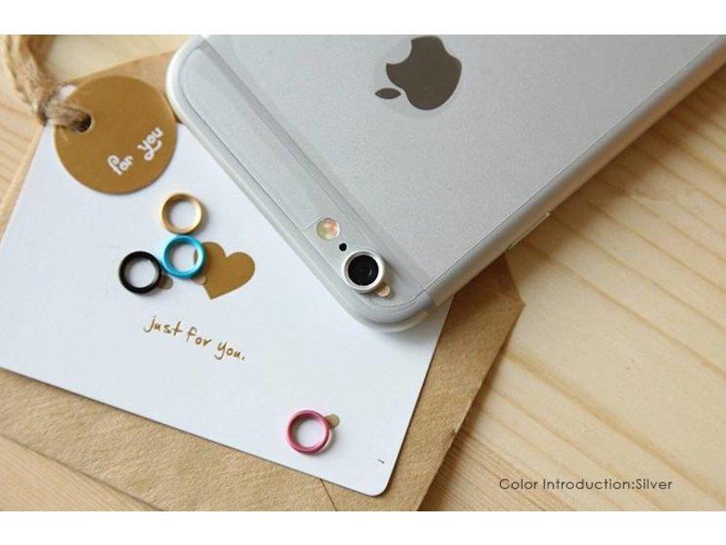 Camera lensring voor optimale bescherming iPhone 6(s) / iPhone 6(s) Plus