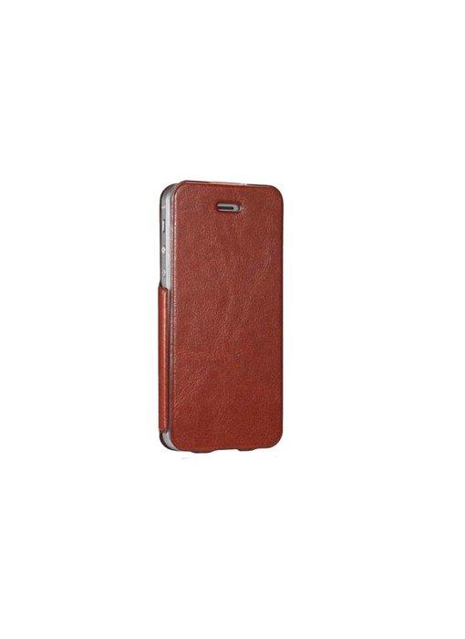 Protecht anti stralings hoesje iPhone 5(s)/SE - bruin