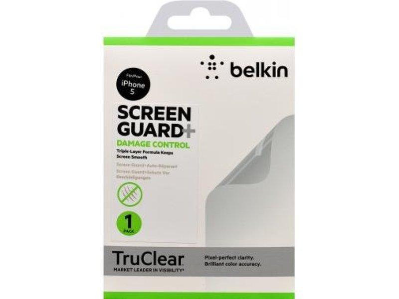Belkin Belkin Screen Guard Damage Control iPhone 5C/5(s)/SE