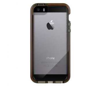 Tech21 Impact Band Case Smokey voor Apple iPhone 5/5S/SE