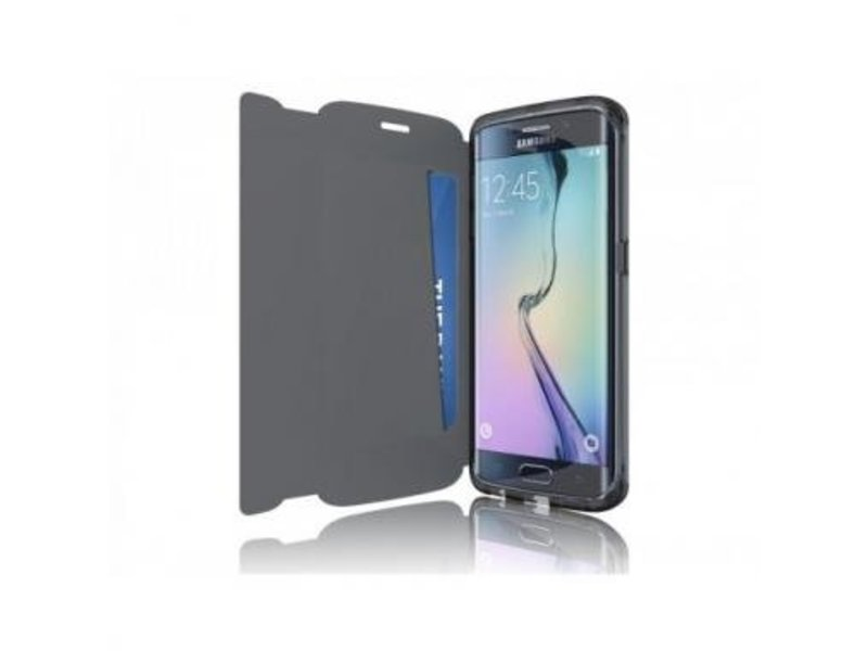 Tech21 Tech21 Evo Wallet Case Zwart voor Samsung Galaxy S6 Edge+