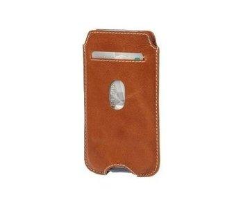 DBramante1928 Leather Pocket Case Golden Tan voor Samsung Galaxy S3/S4