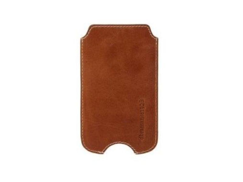 DBramante1928 DBramante1928 Leather Pocket Case Golden Tan voor Samsung Galaxy S3/S4