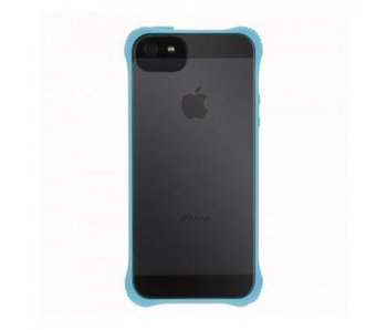 Griffin Survivor Clear Case Blauw/Transparant voor Apple iPhone 5/5S/SE