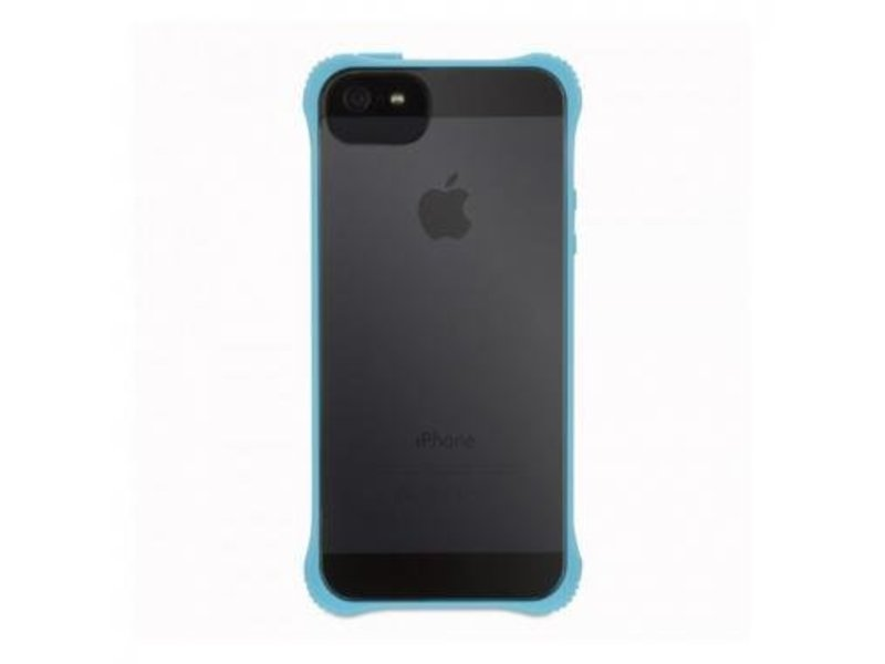 Griffin Griffin Survivor Clear Case Blauw/Transparant voor Apple iPhone 5/5S/SE