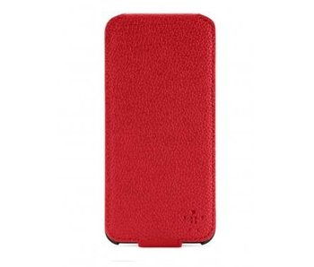 Belkin Snap Folio Case Rood voor Apple iPhone 5/5S/SE