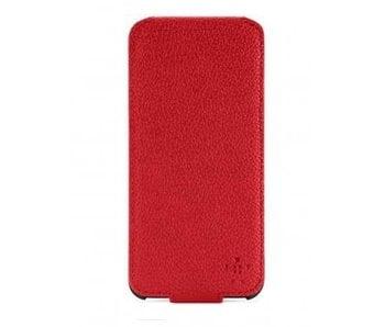 Belkin Snap Folio Case Rood voor Apple iPhone 5/5S/SE
