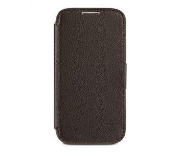 Belkin Premium Wallet Folio Case Donker Bruin voor Samsung Galaxy S4