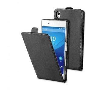 Muvit Slim S Case Zwart voor Sony Xperia Z5