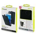 Muvit Muvit Slim S Case Zwart voor Sony Xperia Z5
