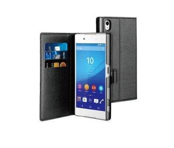 Muvit Wallet Case Zwart voor Sony Xperia Z5
