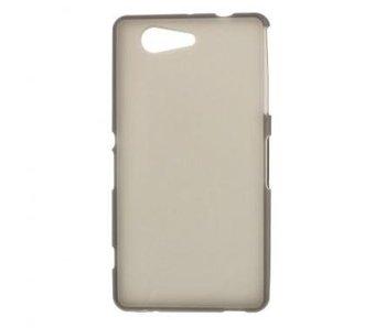 TPU Case Grijs voor Sony Xperia Z3 Compact
