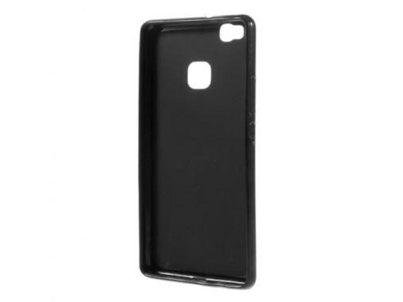 Mobiware TPU Case Zwart voor Huawei P9 Lite