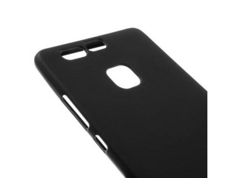 Mobiware TPU Case Zwart voor Huawei P9