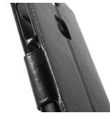 Mobiware Wallet Book Case Zwart voor Huawei P9