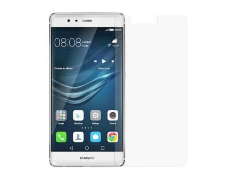 Tempered Glass Screen Protector Arc Edge voor Huawei P9