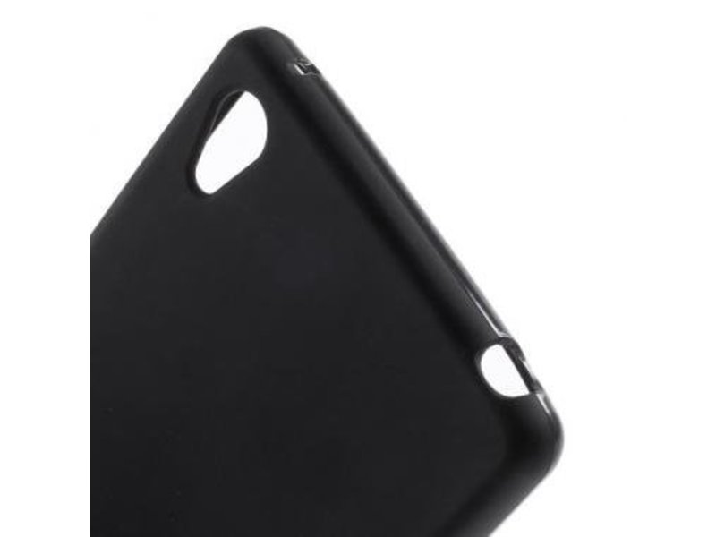Mobiware TPU Case Zwart voor Sony Xperia Z3 Plus
