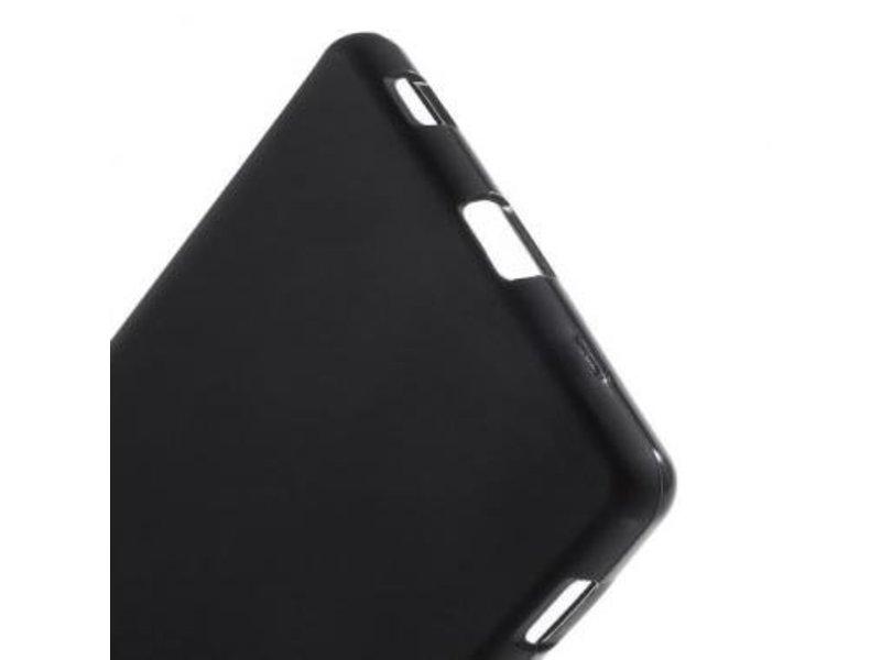 TPU Case Zwart voor Sony Xperia Z3 Plus