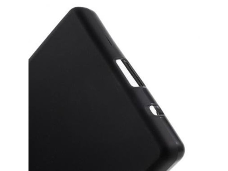 Mobiware TPU Case Zwart voor Sony Xperia Z5 Compact