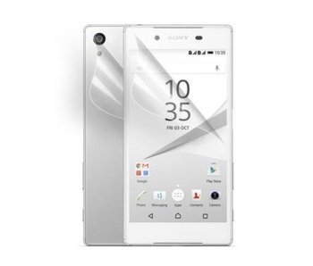 Screen & Back Protector Set voor Sony Xperia Z5