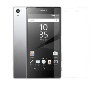 Tempered Glass Screen Protector Arc Edge voor Sony Xperia Z5 Premium