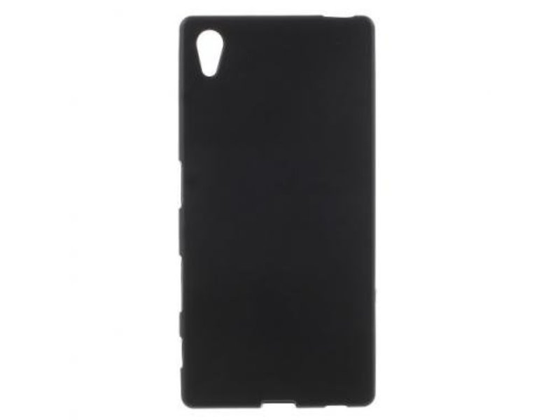 Mobiware TPU Case Zwart voor Sony Xperia Z5