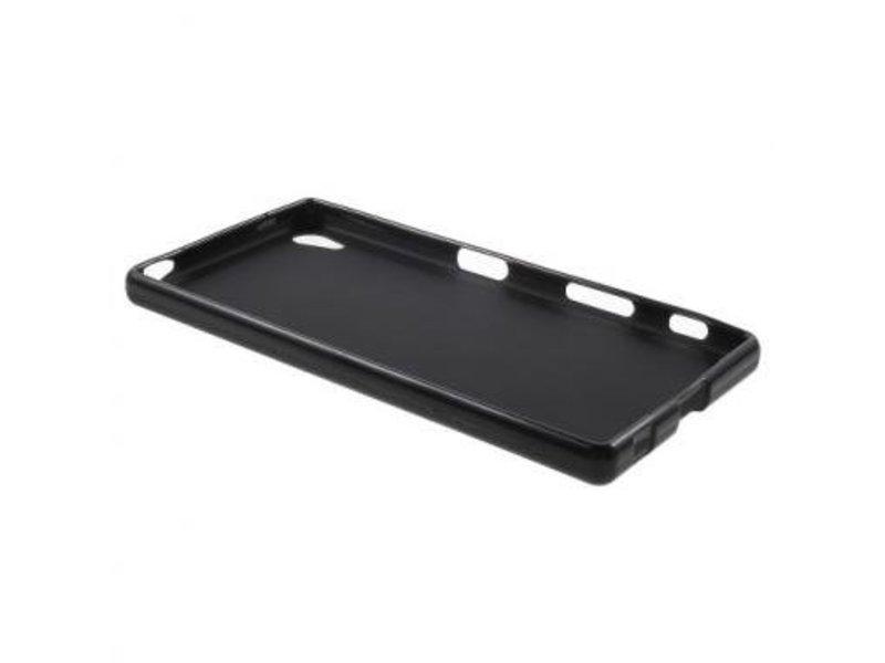 TPU Case Zwart voor Sony Xperia Z5