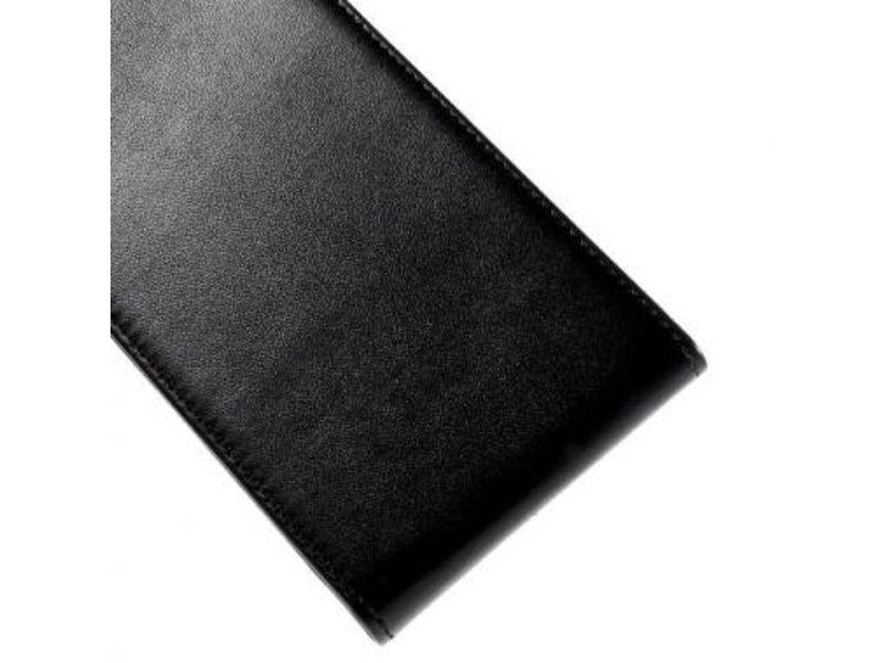 Flip Cover Zwart voor Sony Xperia Z5 Premium