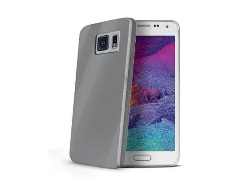 Celly Celly Ultrathin Gel Case Grijs voor Samsung Galaxy S6