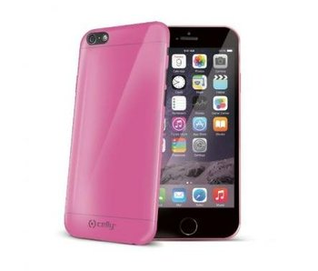 Celly Gelskin Roze voor Apple iPhone 6/6S