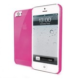 Celly Celly Gelskin Roze voor Apple iPhone 5/5S/SE