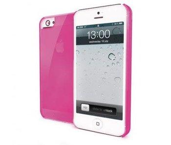 Celly Gelskin Roze voor Apple iPhone 5/5S/SE