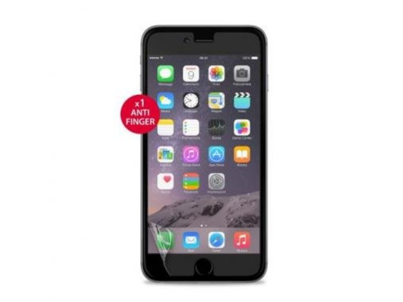 Puro Puro Screen Protector Anti-Fingerprint voor Apple iPhone 6 Plus/6S Plus