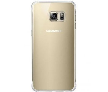 Samsung Glossy Cover Goud voor Samsung Galaxy S6 Edge+