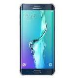 Samsung Samsung Glossy Cover Blauw voor Samsung Galaxy S6 Edge+