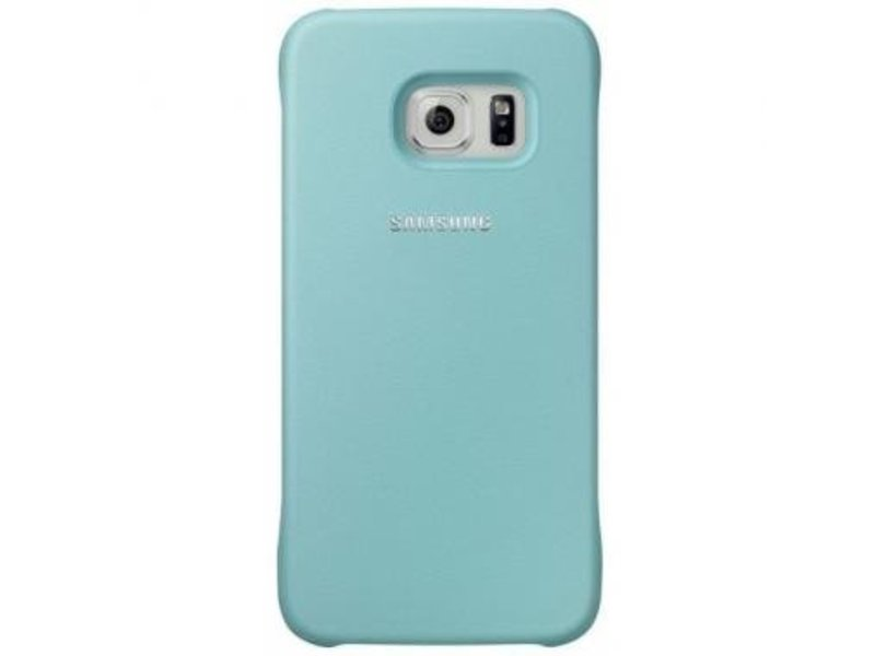 Samsung Samsung Protective Cover Mint Groen voor Samsung Galaxy S6