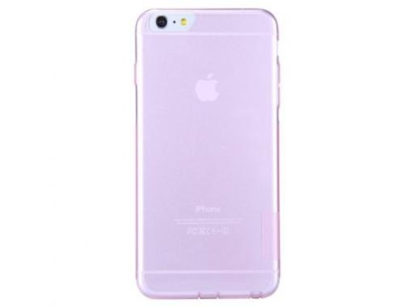 Nillkin Nillkin Nature TPU Case Roze voor Apple iPhone 6 Plus/6S Plus