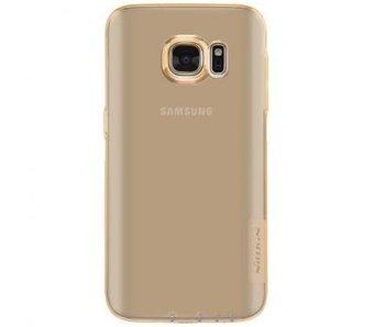 Nillkin Nature TPU Case Bruin voor Samsung Galaxy S7