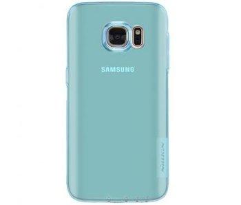 Nillkin Nature TPU Case Blauw voor Samsung Galaxy S7