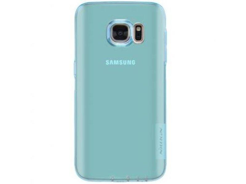 Nillkin Nillkin Nature TPU Case Blauw voor Samsung Galaxy S7
