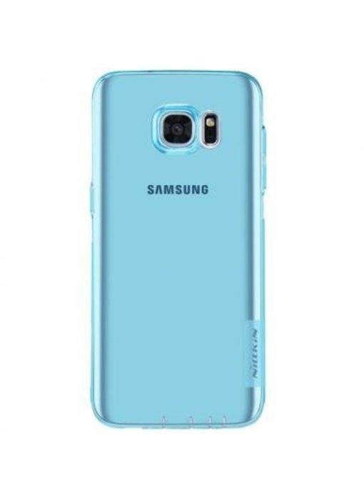 Nillkin Nature TPU Case Blauw voor Samsung Galaxy S7 Edge