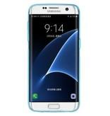 Nillkin Nillkin Nature TPU Case Blauw voor Samsung Galaxy S7 Edge